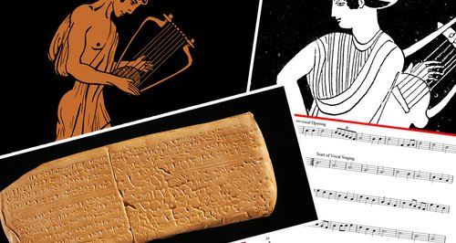 Listen to the world's oldest song: the Hurrian Hymn