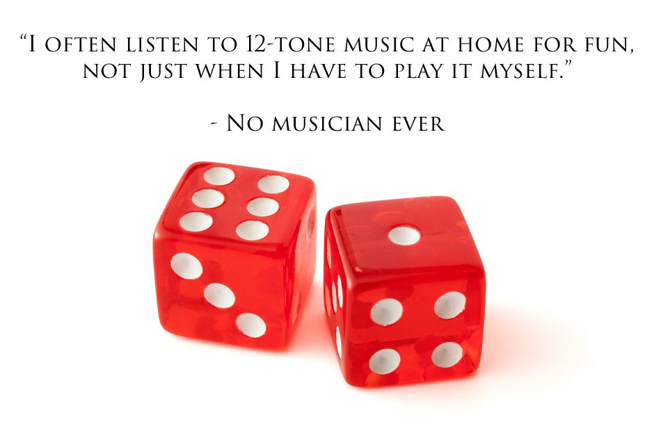 things musicians never say