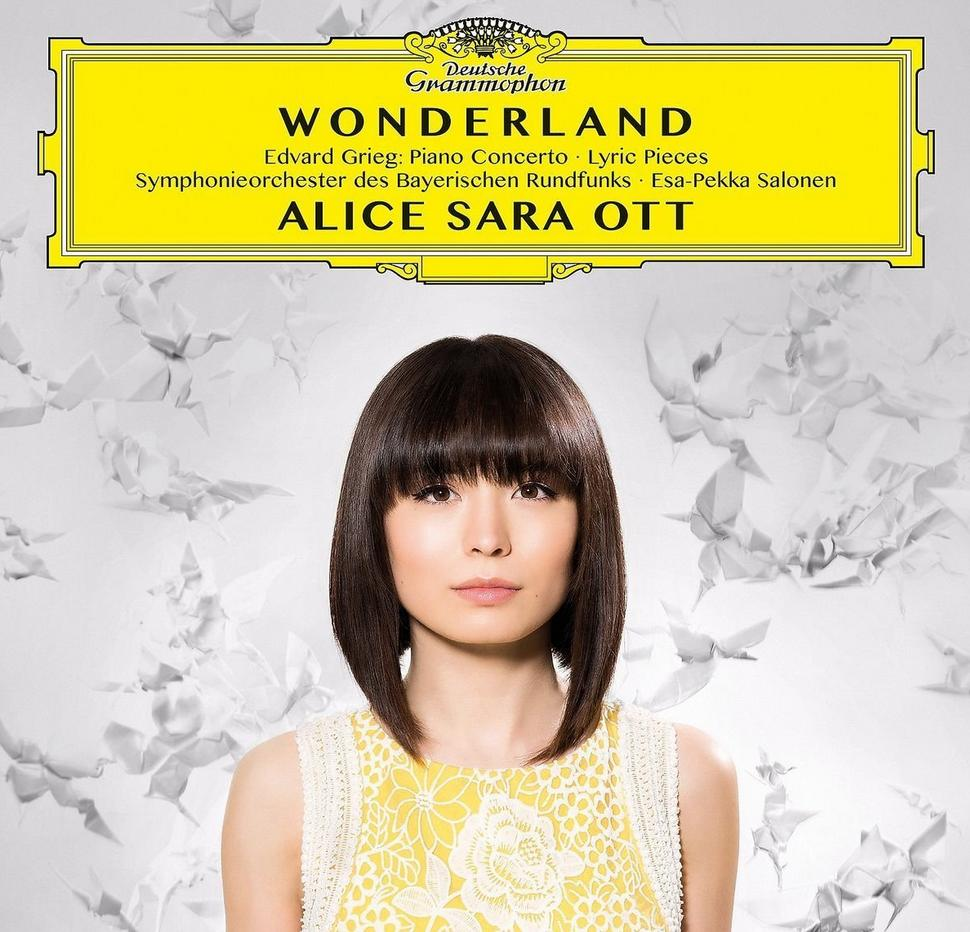 Alice Sara Ott Wonderland