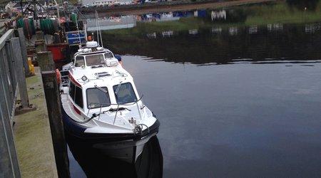 St Kilda boat