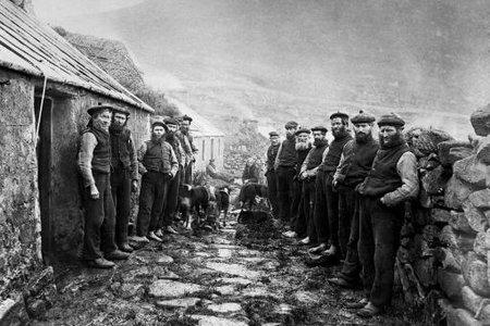 St Kilda residents, 1926