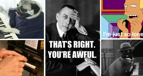 The 11 Worst Things About Playing The Piano Classic Fm