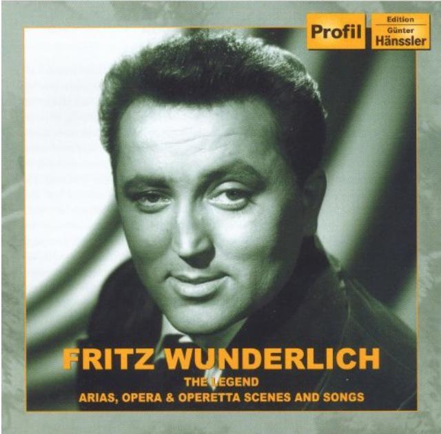 Fritz Wunderlich THe Legend