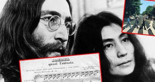 This John Lennon Song Is Based On Beethovens Moonlight Sonata