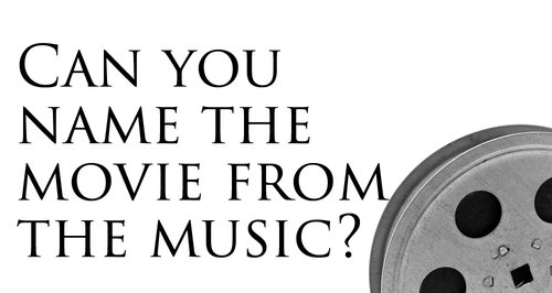 Can you guess the movie from the music? - Classic FM