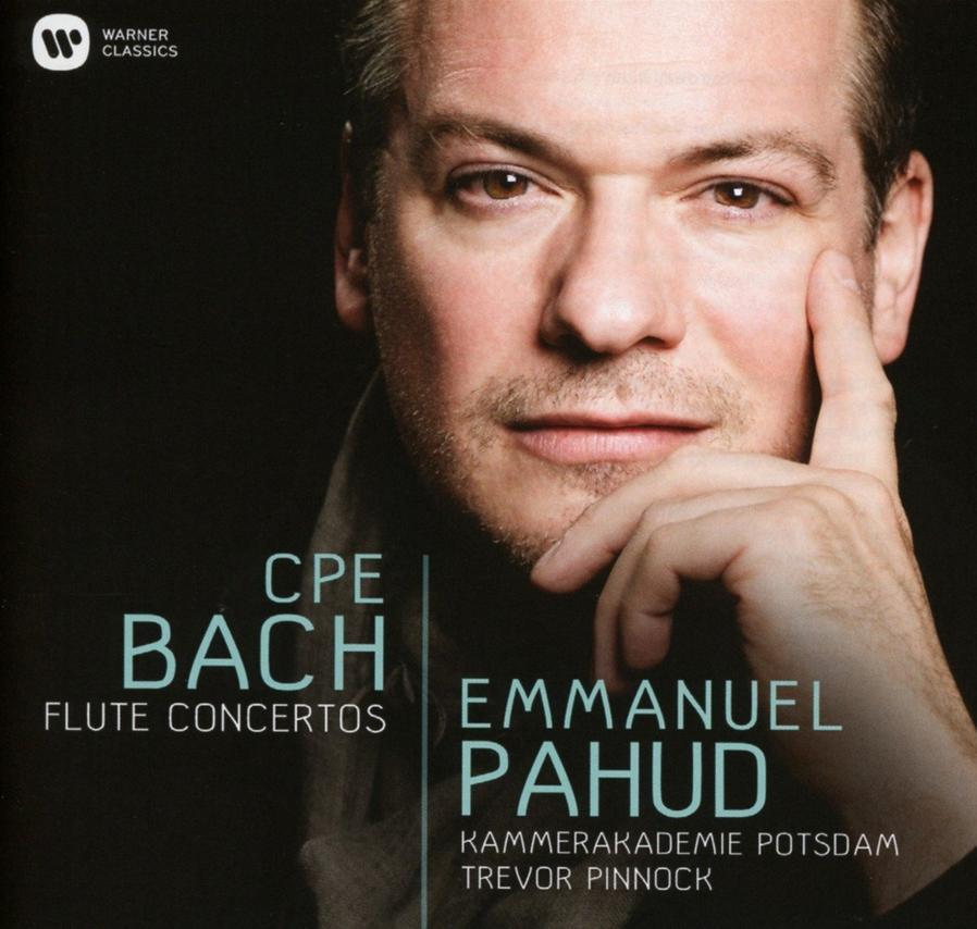 Emmanuel pahud C.P.E. Bach