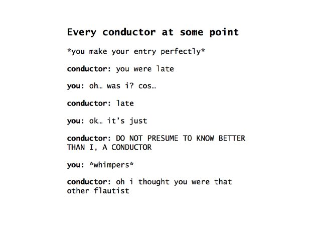 The life of a musician