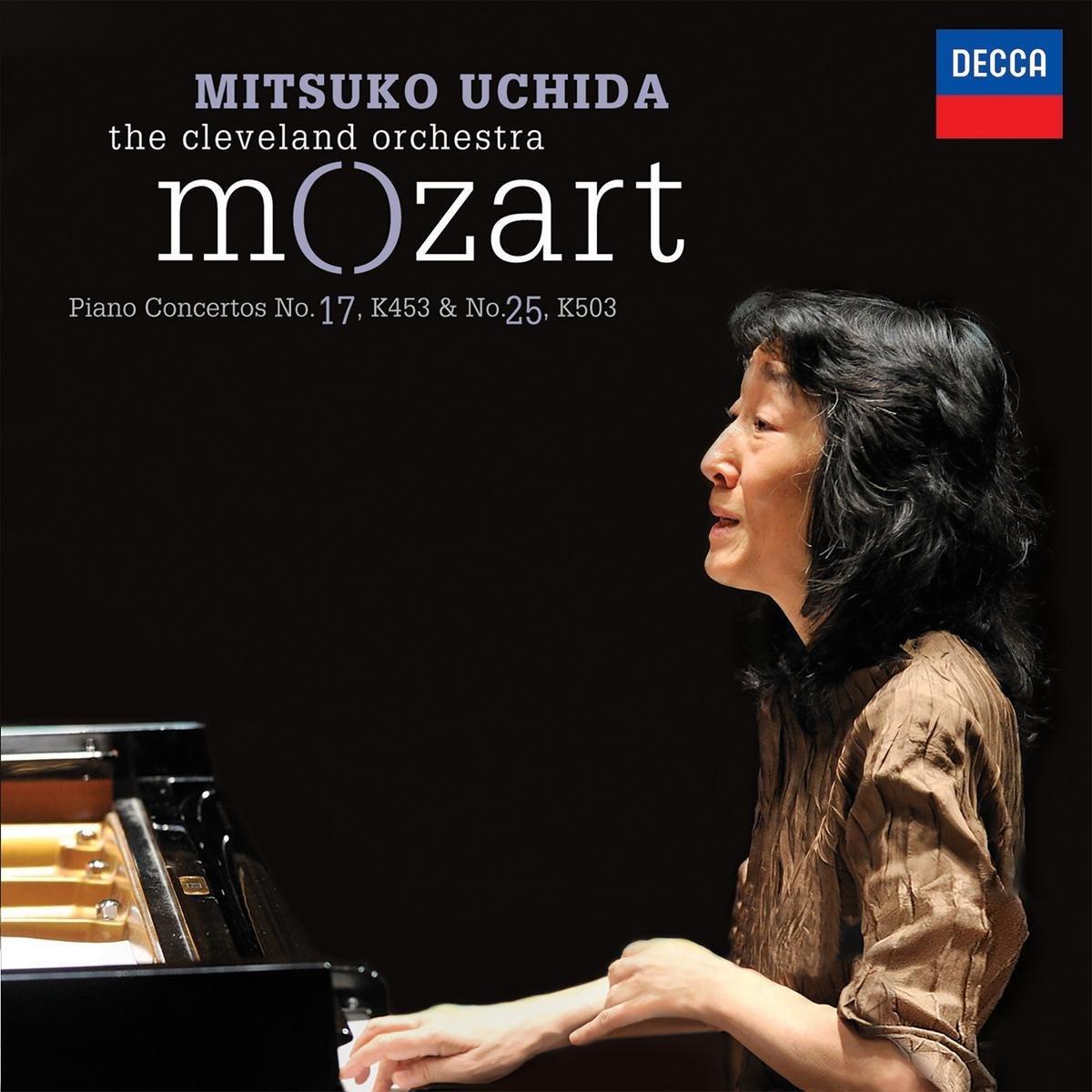 Mitsuko Uchida Mozart Piano Concertos
