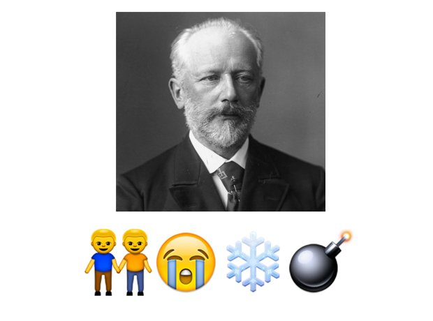 composer lives in emojis