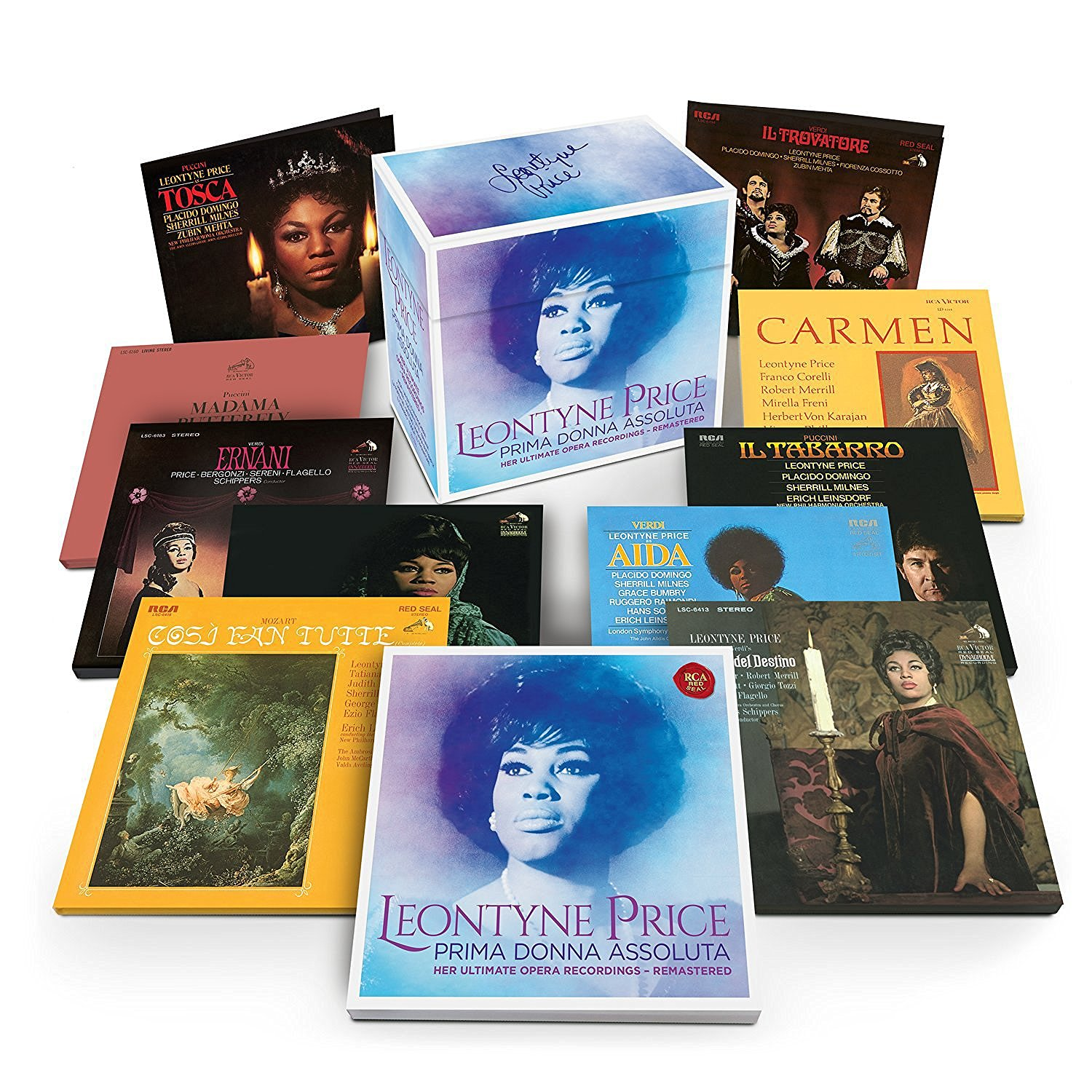 Leontyne Ultimate Opera Collection