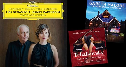 album reviews gareth malone and lisa batiashvili - British Christmas Movie