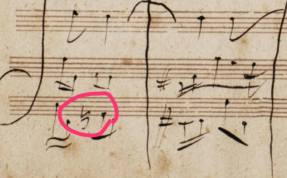 beethoven disputed score auction