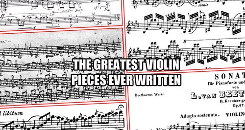These are factually the 17 best violin pieces in existence - Classic FM