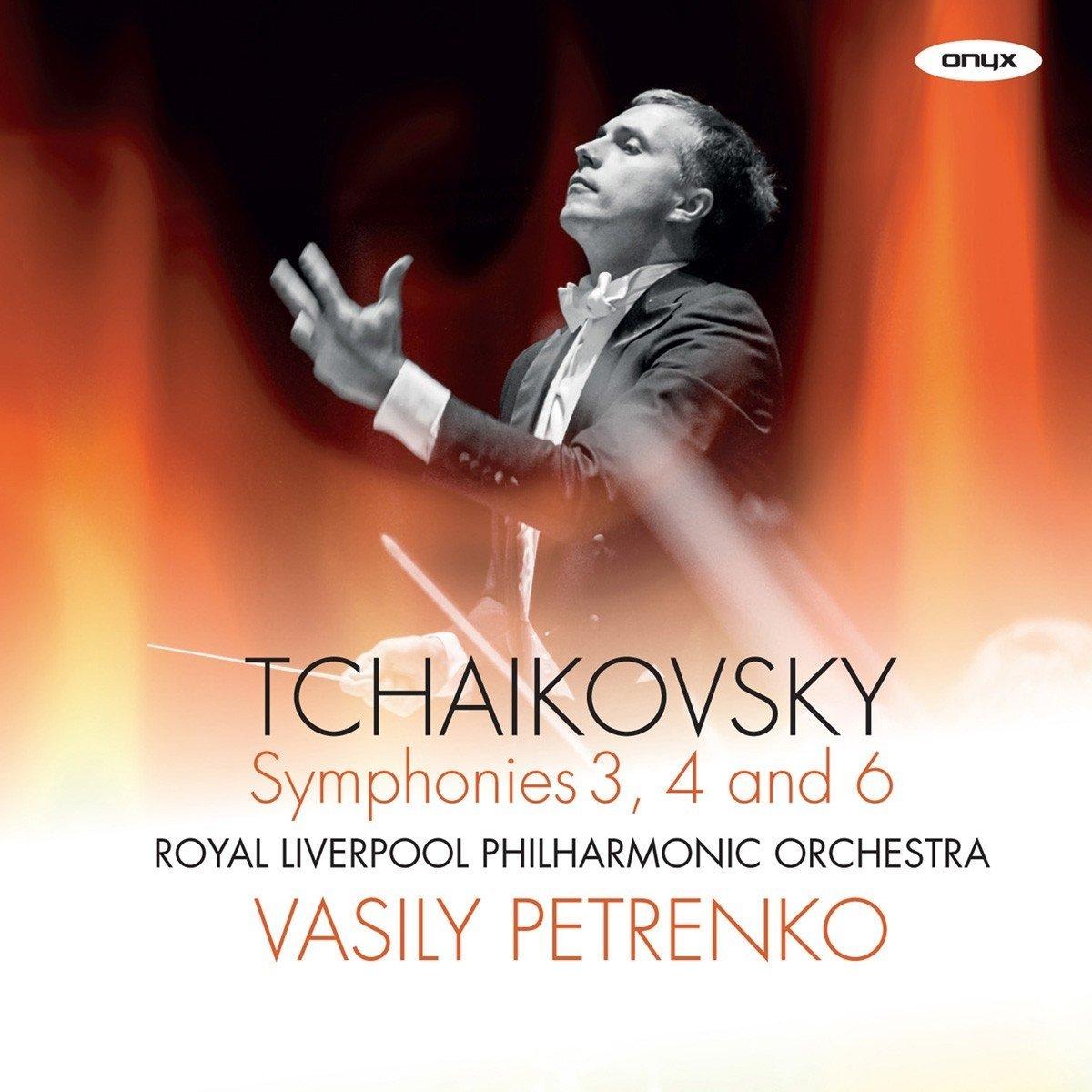 Tchaikovsky Symphonies 3 4 6