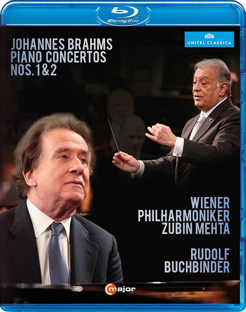 Buchbinder Brahms