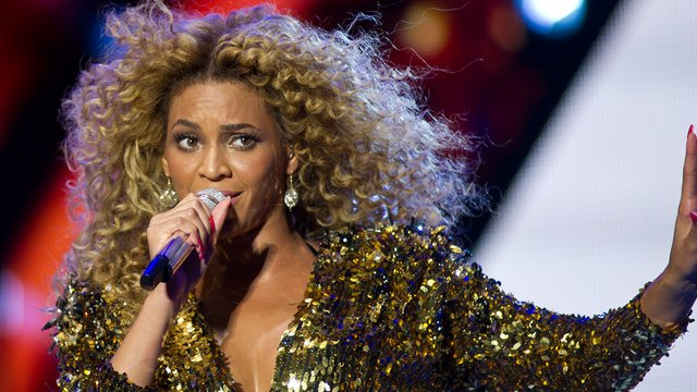 Fact: Beyoncé is actually an insanely good operatic mezzo-soprano in disguise