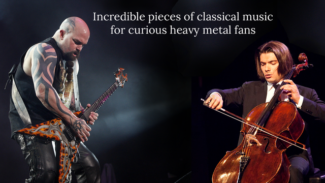8 pieces of classical music for curious heavy metal fans