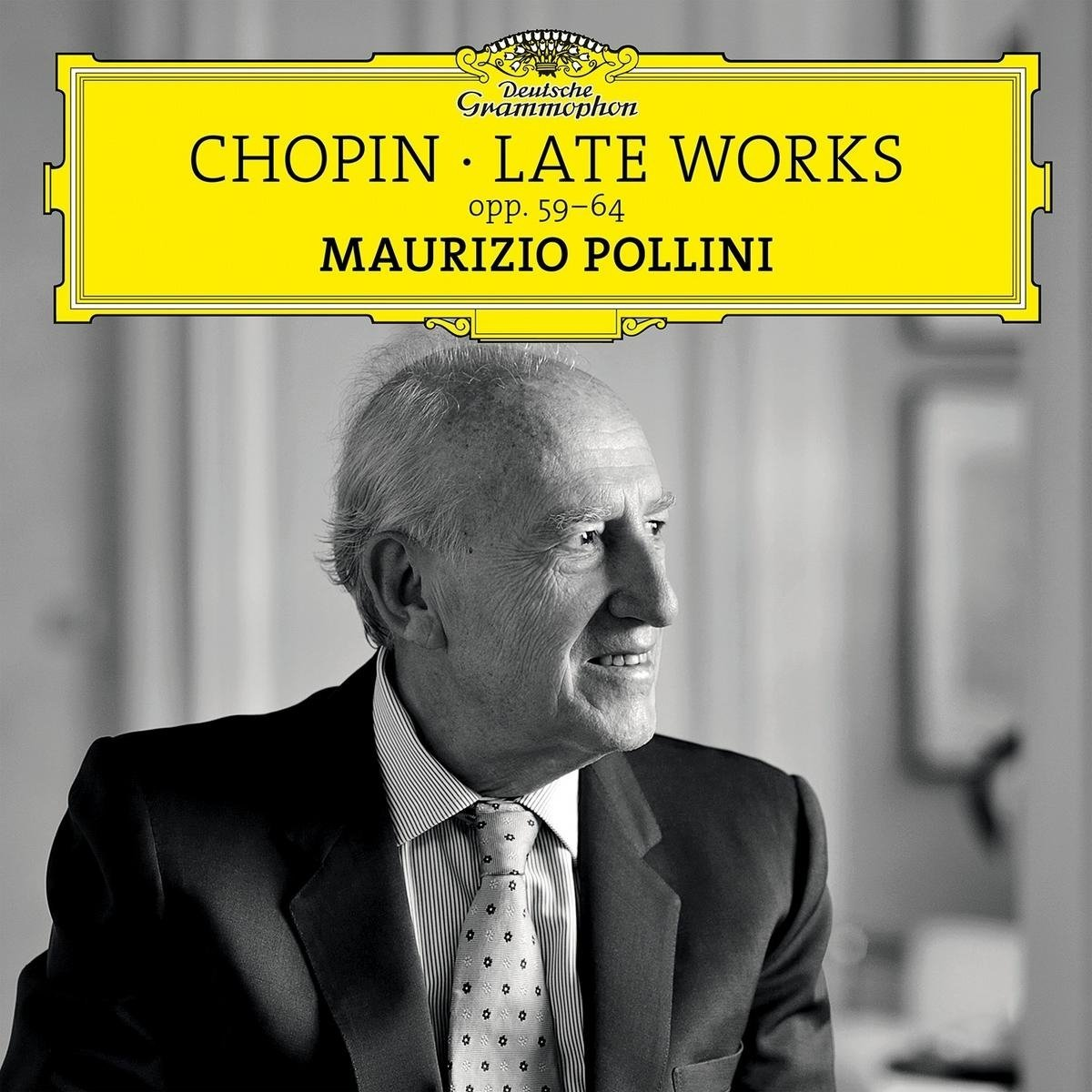 Chopin late works Pollini