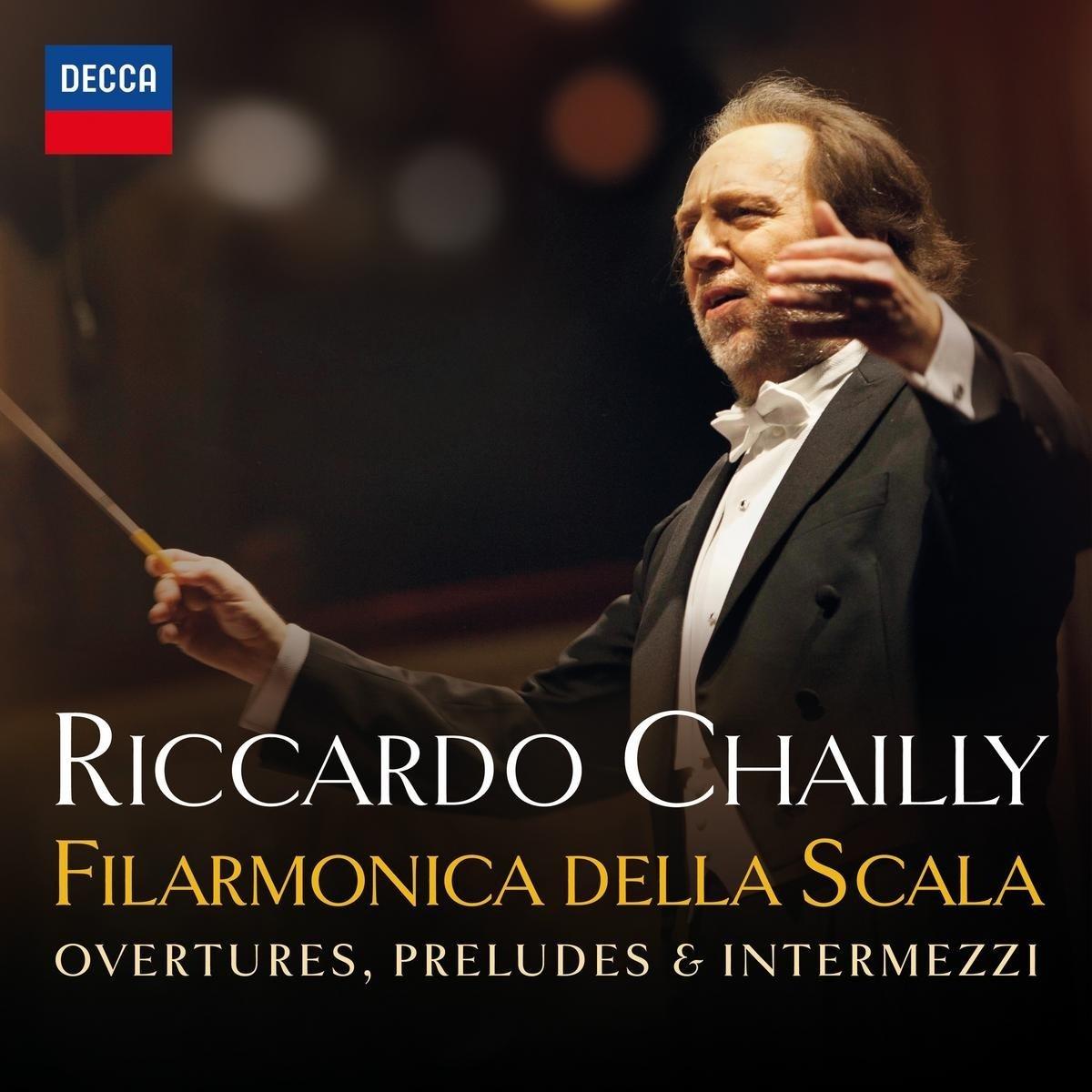 Riccardo Chailly Filarmonica della Scala