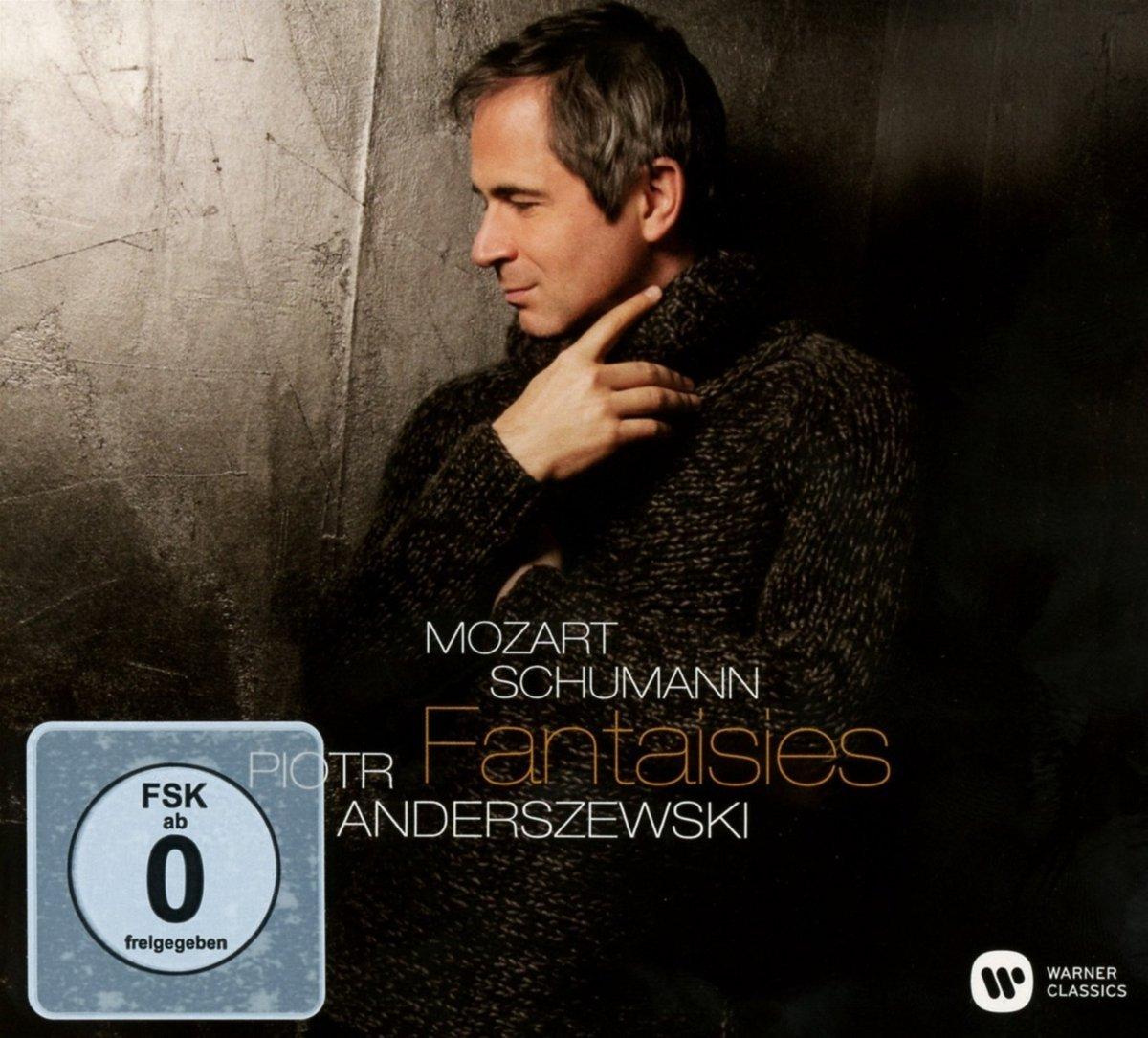 Fantasies Mozart/Schumann Piotr Anderszewski Warne