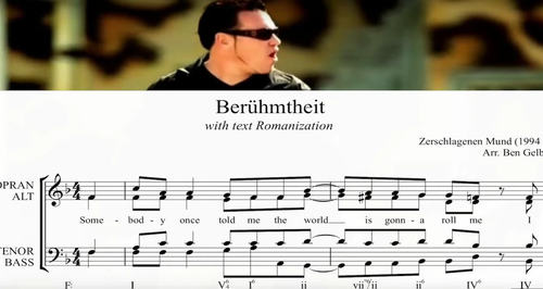 A 90s Superhit In The Style Of Bach What More Could You Want