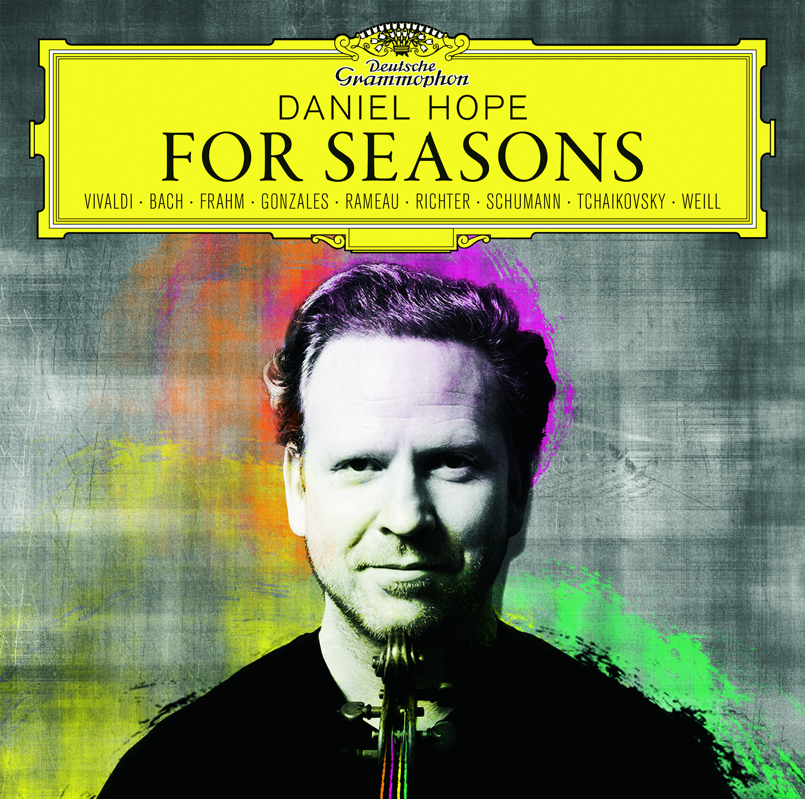 Daniel Hope For Seasons