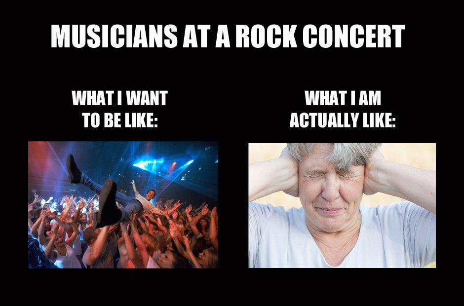 7 things musicians would just rather be doing righ