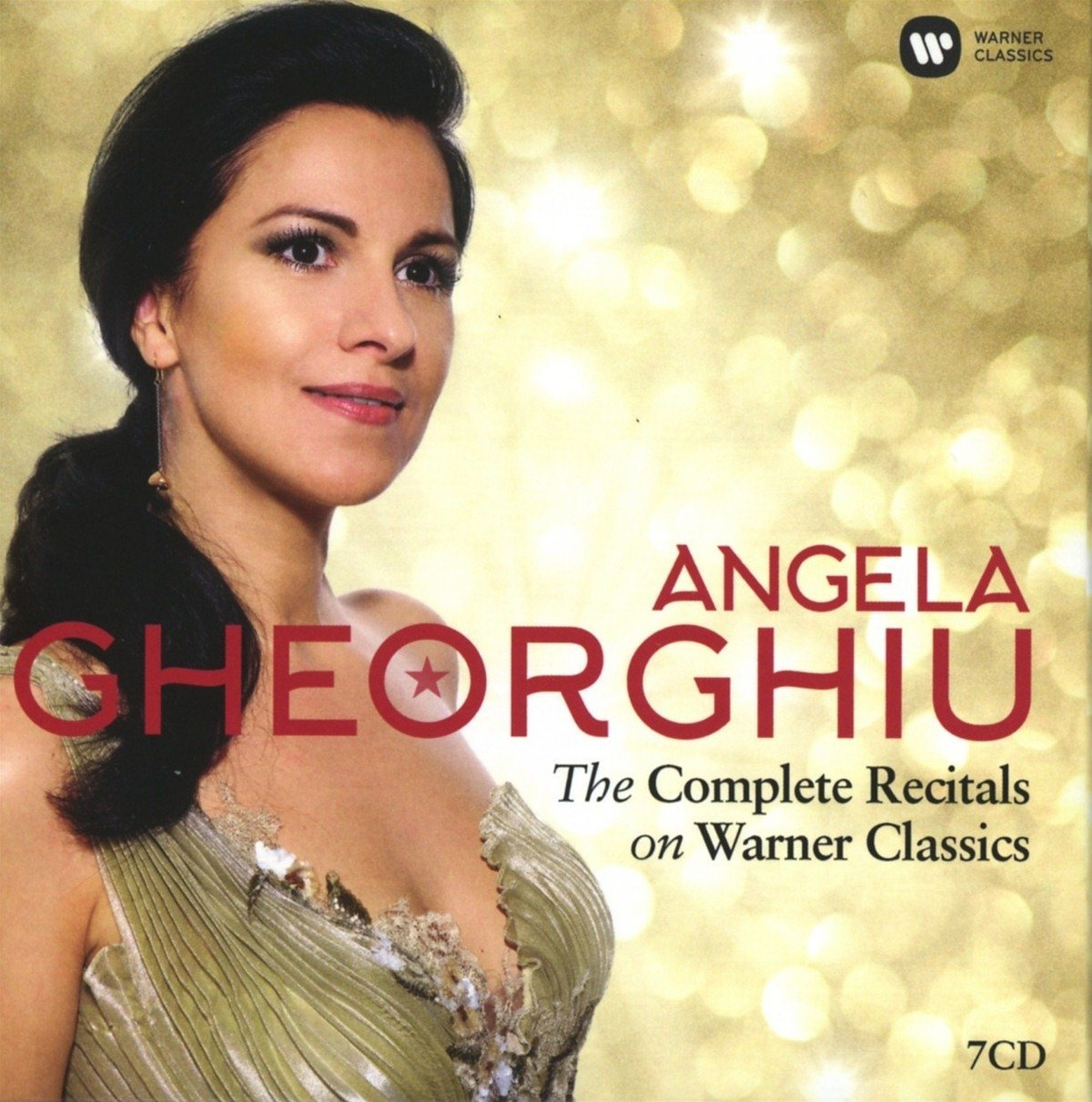 Angela Gheorghiu The Complete Recitals Warner Clas