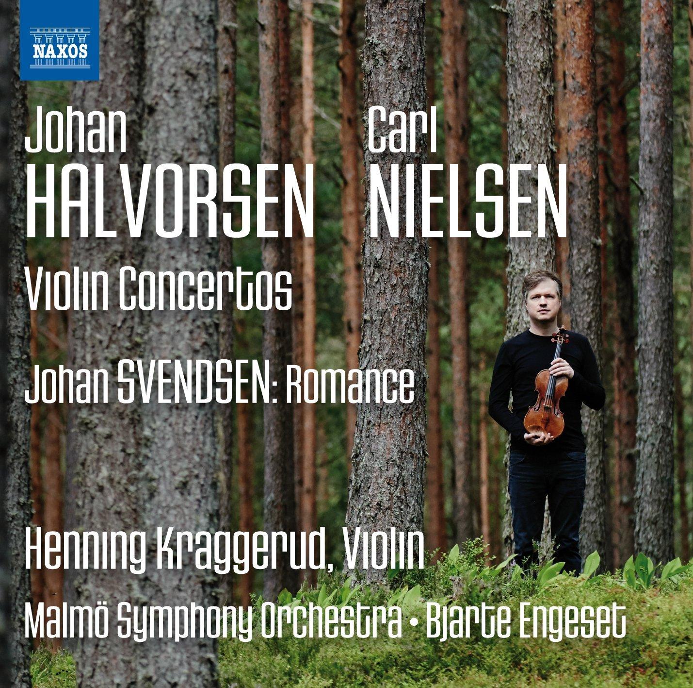 Nielsen and Halvorsen: Violin Concertos - Henning