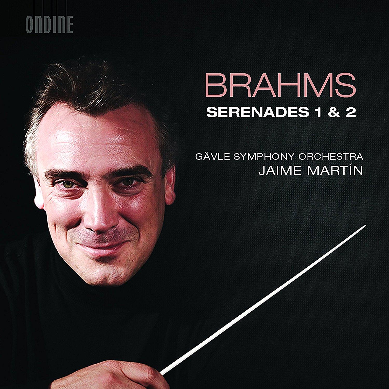Brahms: Serenades 1 & 2 - Gavle Symphony Orchestra
