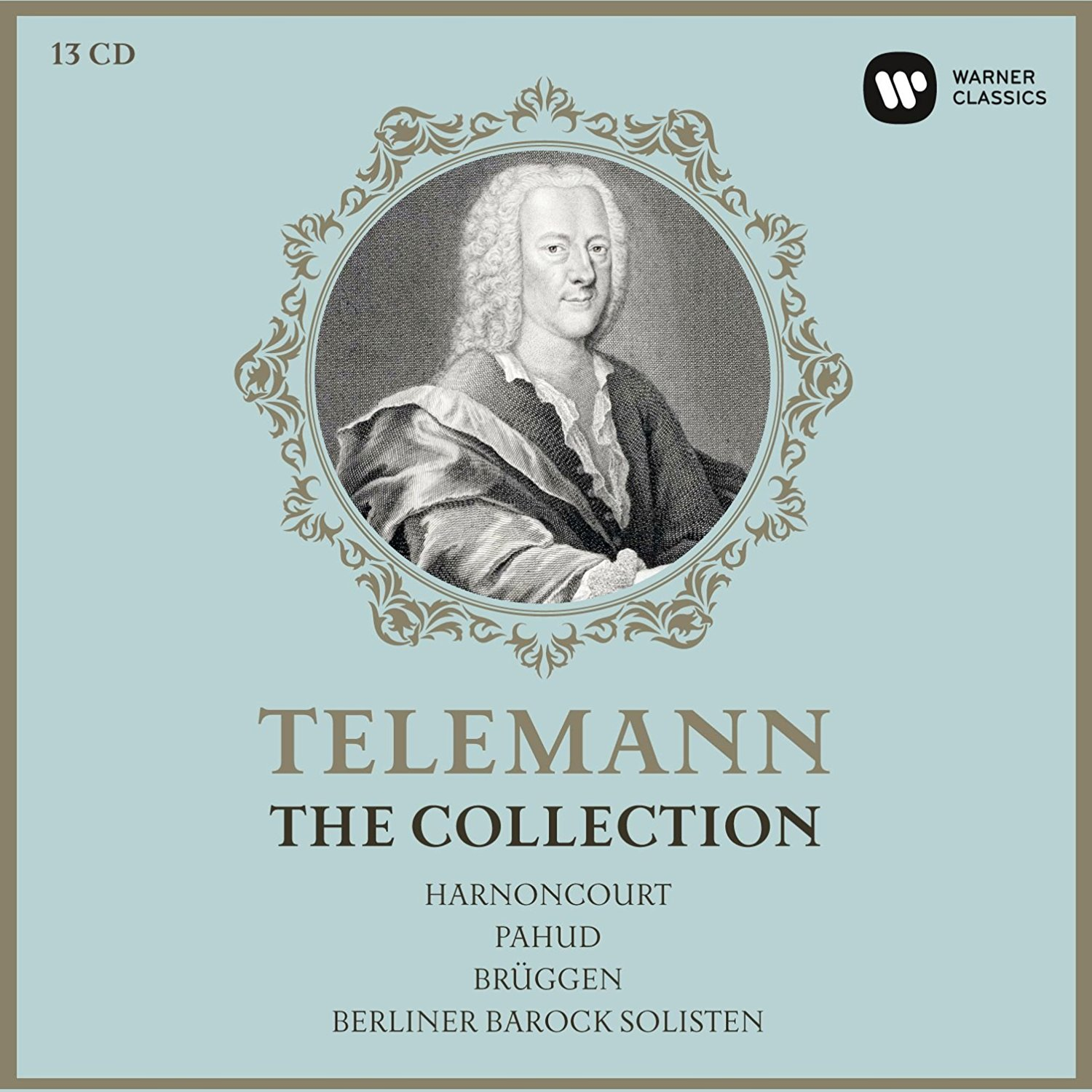 telemann the collection