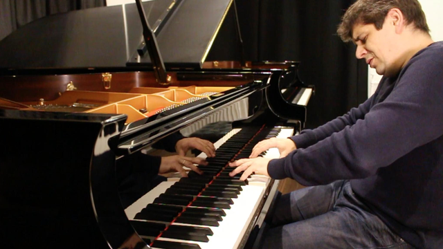 This gorgeous Schubert sonata is guaranteed to slow your