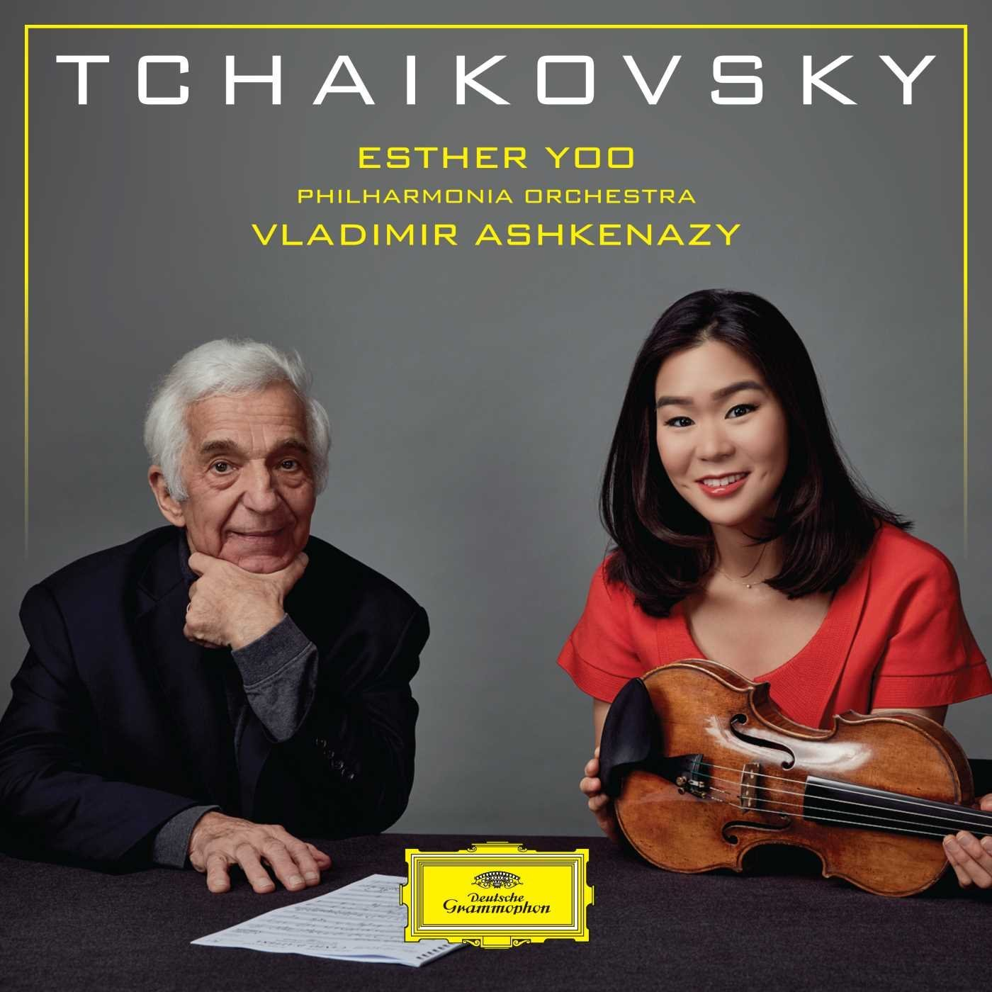 Tchaikovsky: Esther Yoo performs with the Philharm