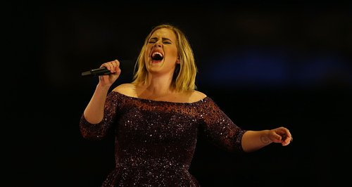 is adele actually a good singer classic fm
