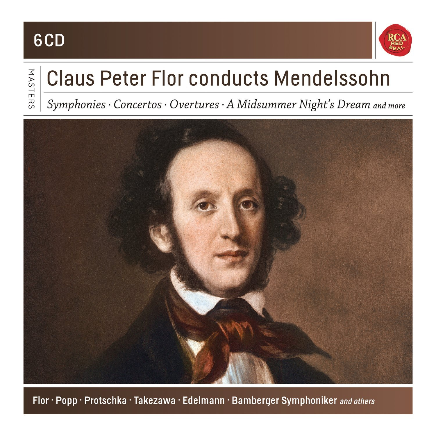 Claus Peter Flor conducts Mendelssohn