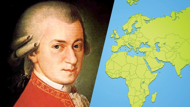 QUIZ: Can you match the composer to their country of birth?