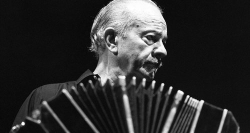 You have to hear Piazzolla's Libertango on four harps - Classic FM