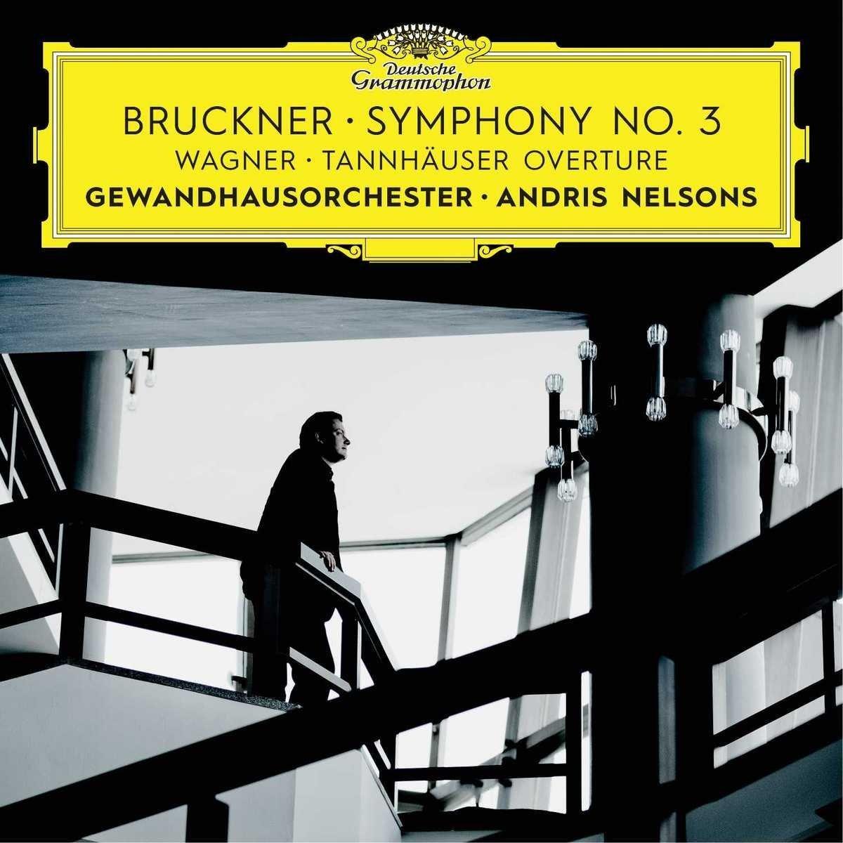 Bruckner Symphony No 3 Leipzig Gewandhaus Orchestr