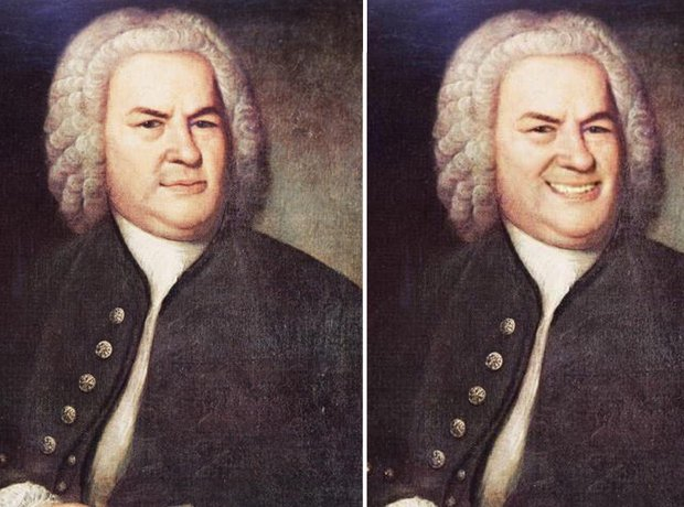 Composers FaceApp