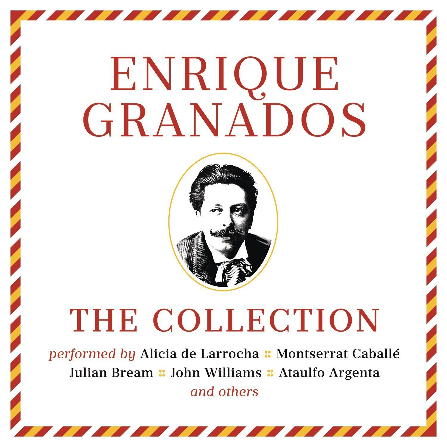 Enrique Granados; The Collection Sony (7CDs)