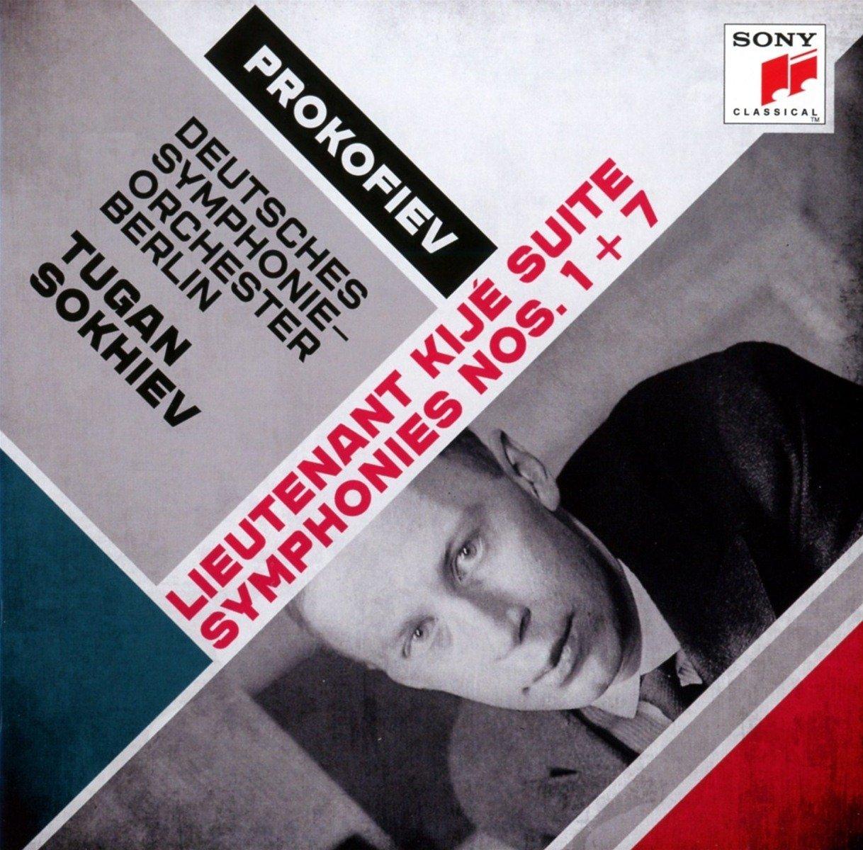 Prokofiev: Symphonies Nos 1-7/Lieutenant Kijé