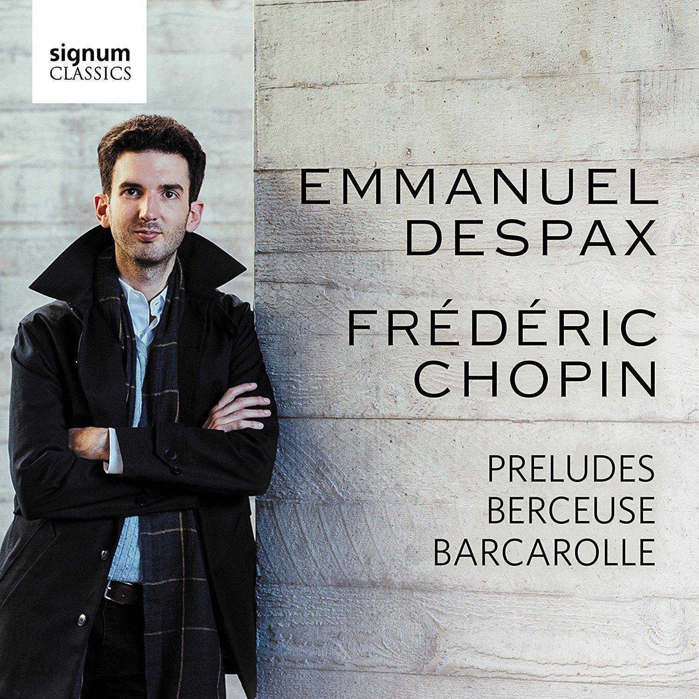 Chopin: Preludes, Berceuse, Barcarolle - Emmanuel