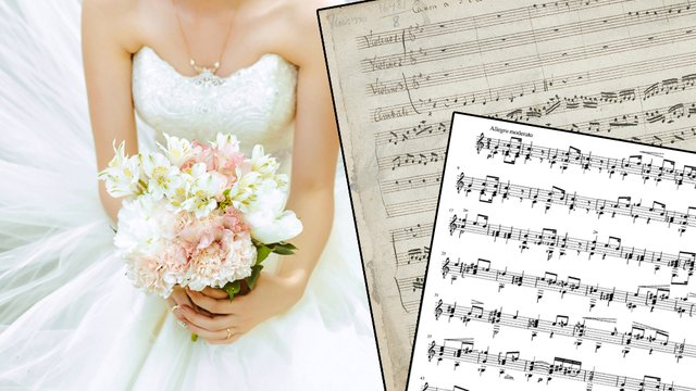 Quizzes lifestyle classic fm quiz design your dream wedding dress and well tell you which piece of music youll have at your wedding junglespirit Images
