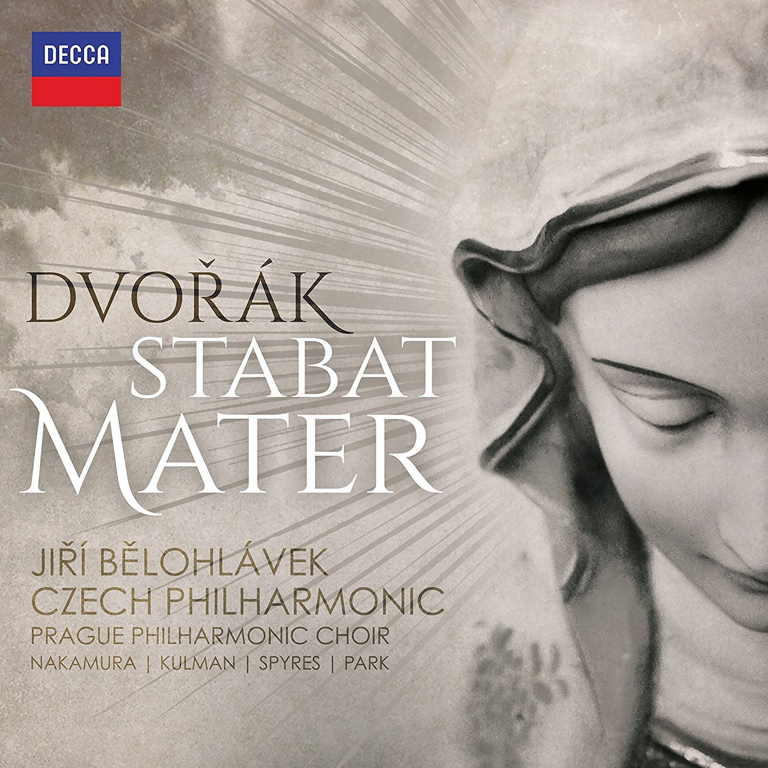 Dvorak: Stabat Mater - Jirí Belohlávek conducts th