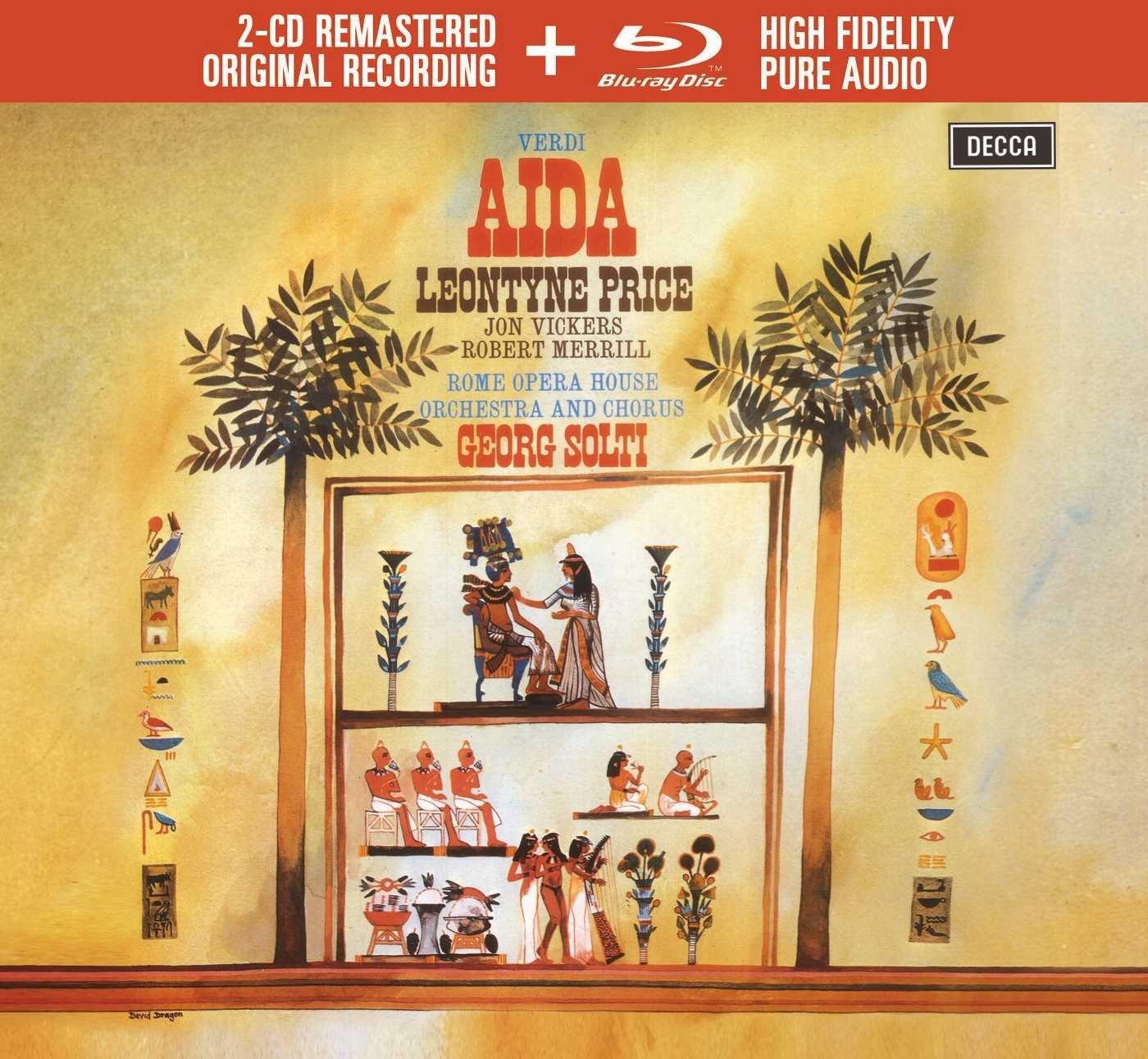 Verdi Aida Leontyne Price/Georg Solti