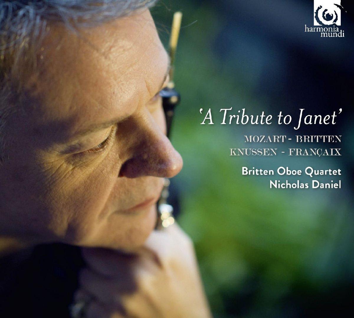 A Tribute To Janet Nicholas Daniel (Artist), Britt