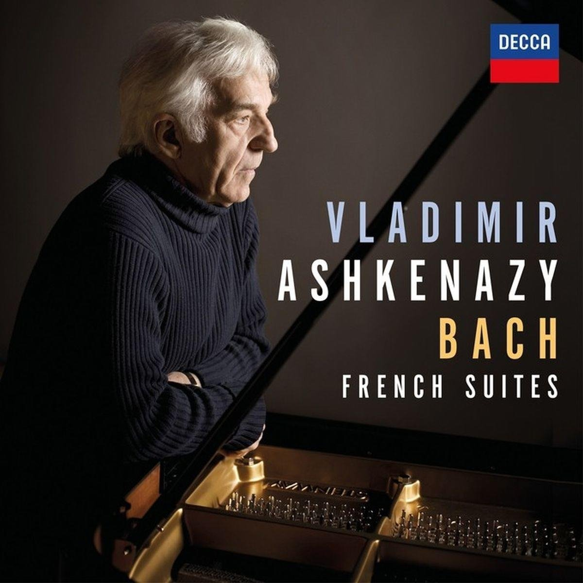 Bach French Suites - Vladimir Ashkenazy