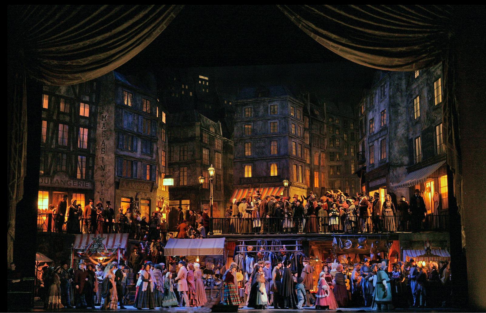 Metropolitan Opera 2018 - La Boheme