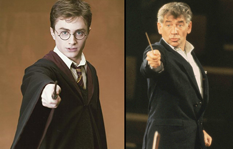 Bernstein Harry Potter