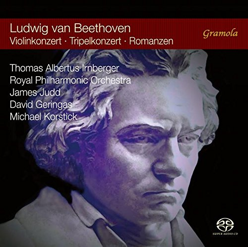 Ludwig van Beethoven: Violin Concerto in D major [